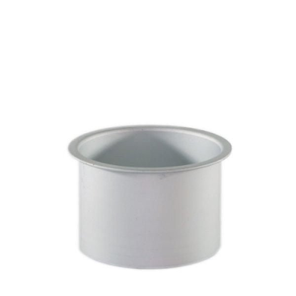 画像1: ベビーワックスヒーター用 アルミカップ (1)