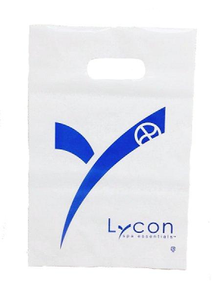 画像1: LYCON Spa ショッパー  ブルー (1)